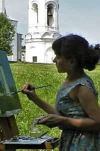 Татьяна Чепкасова