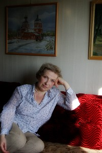 Екатерина Голицына