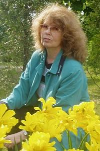 Галина Зданович