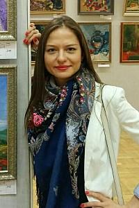 Светлана Шамшурина
