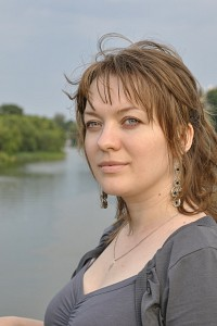 Марина Агапова (Федосеева)