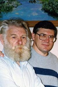 Медведев Лев Николаевич и сын Николай Львович