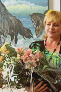 Татьяна Никитина - Домбровская